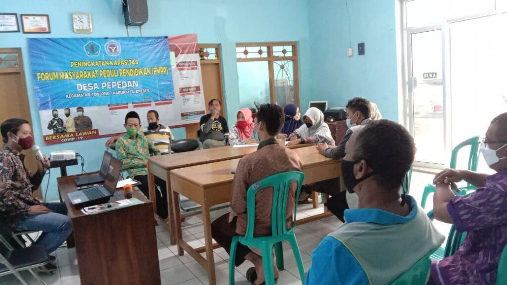 Penguatan kapasitas bagi FMPP Desa